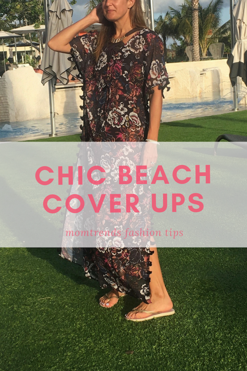 Chic Beach Cover Up