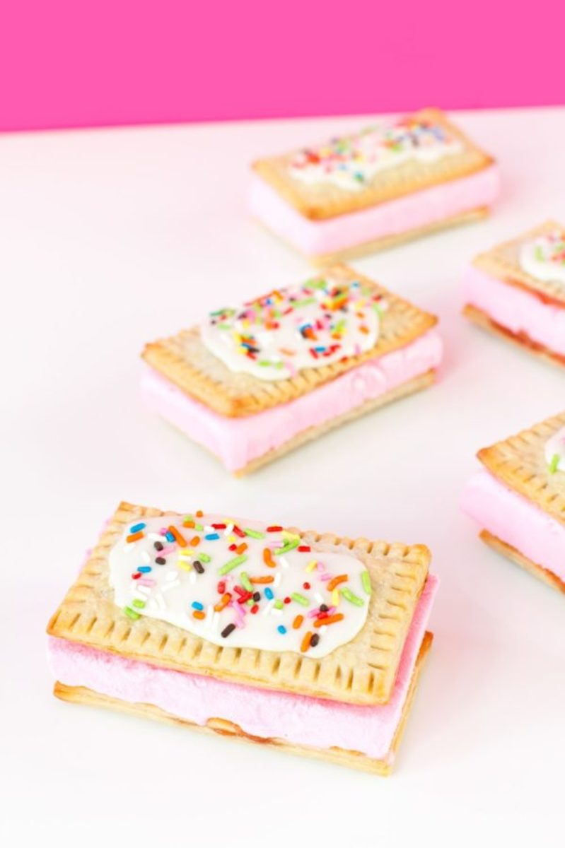 ice cream sandwich 10
