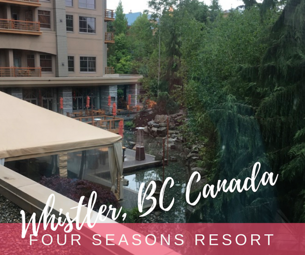 Four Seasons Whistler Review