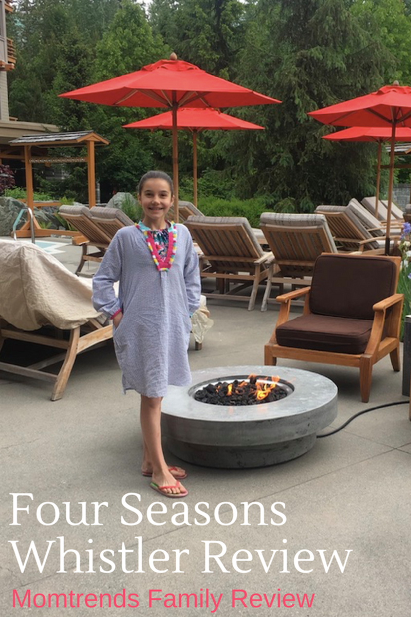 Four Seasons Whistler Travel Review