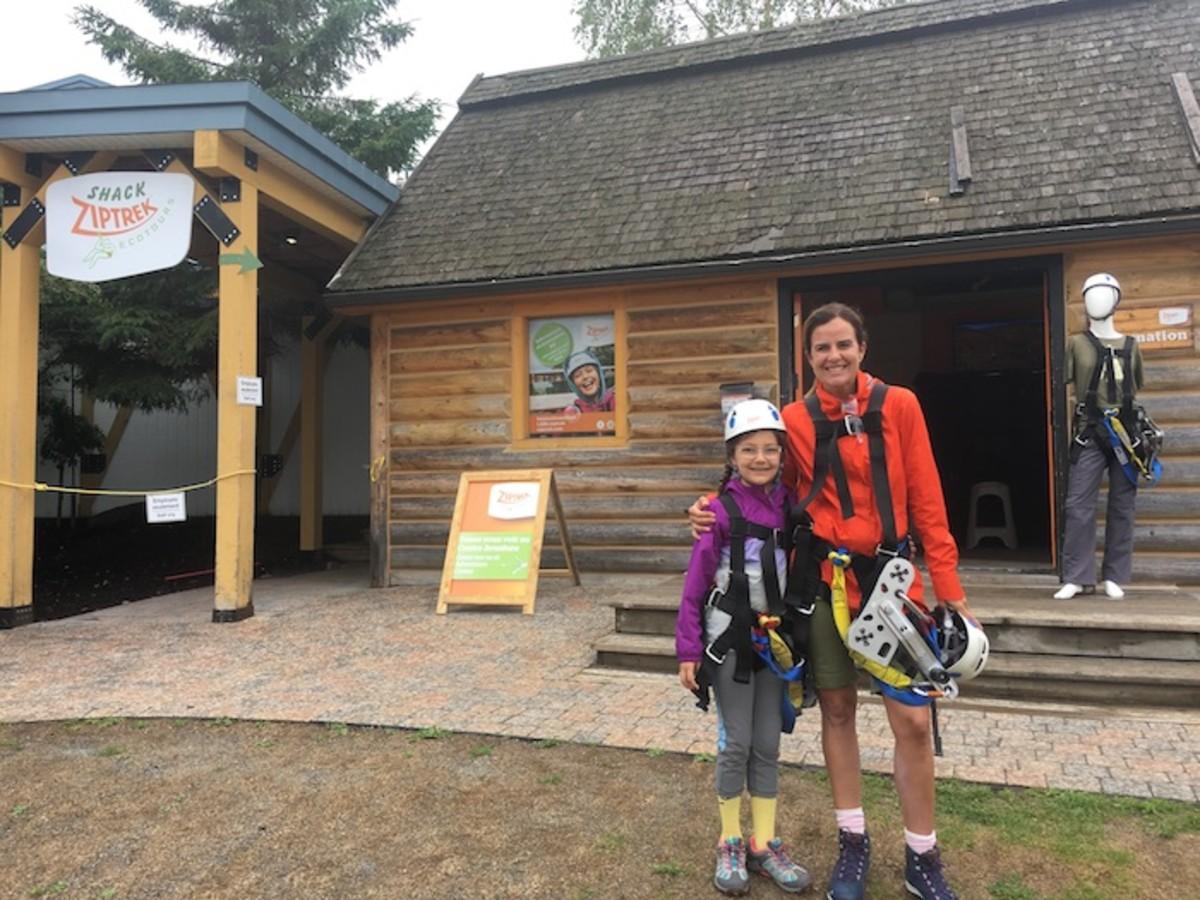 Ziptrek Ecotours Mont tremblant