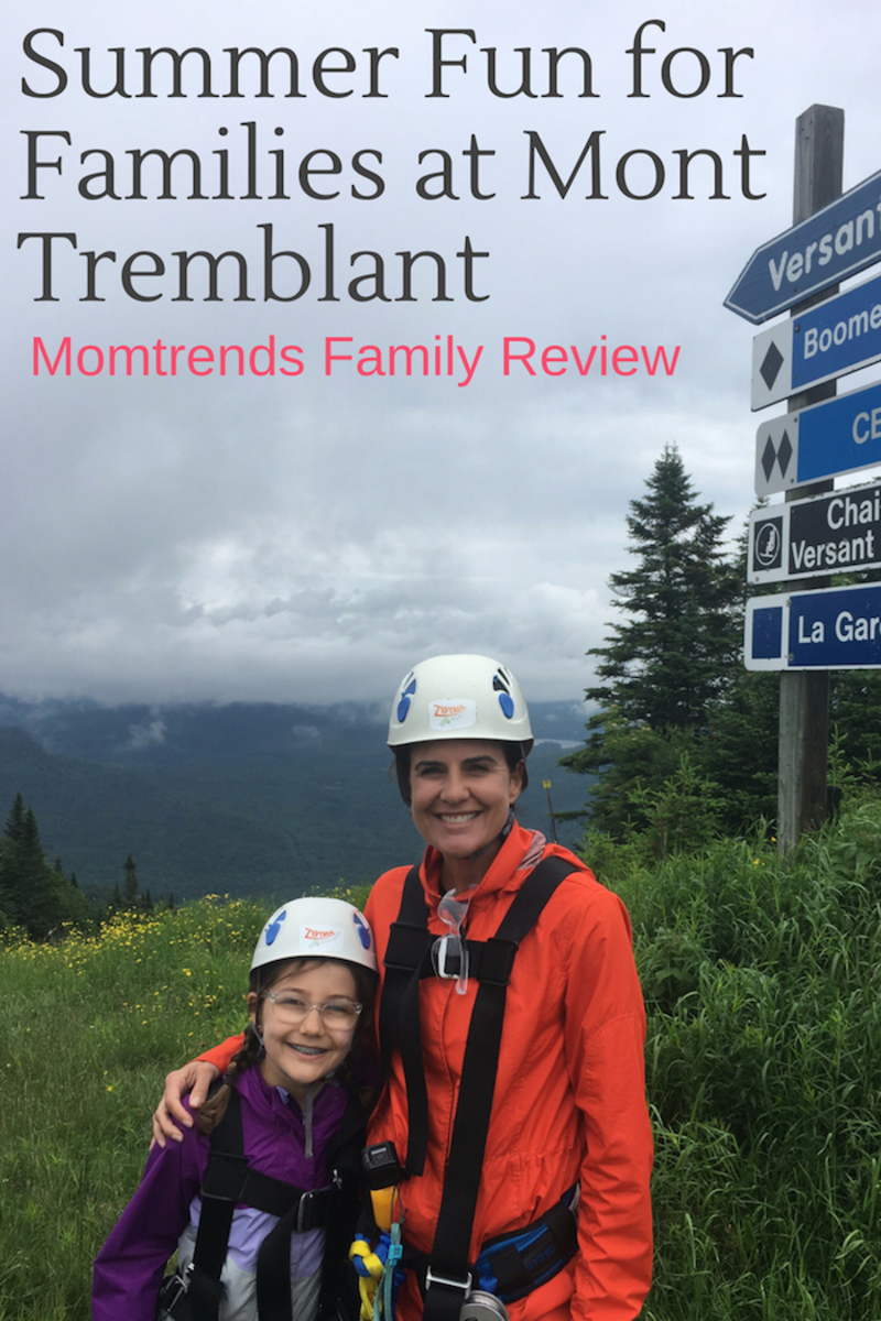 Summer Fun for Families at Mont Tremblant