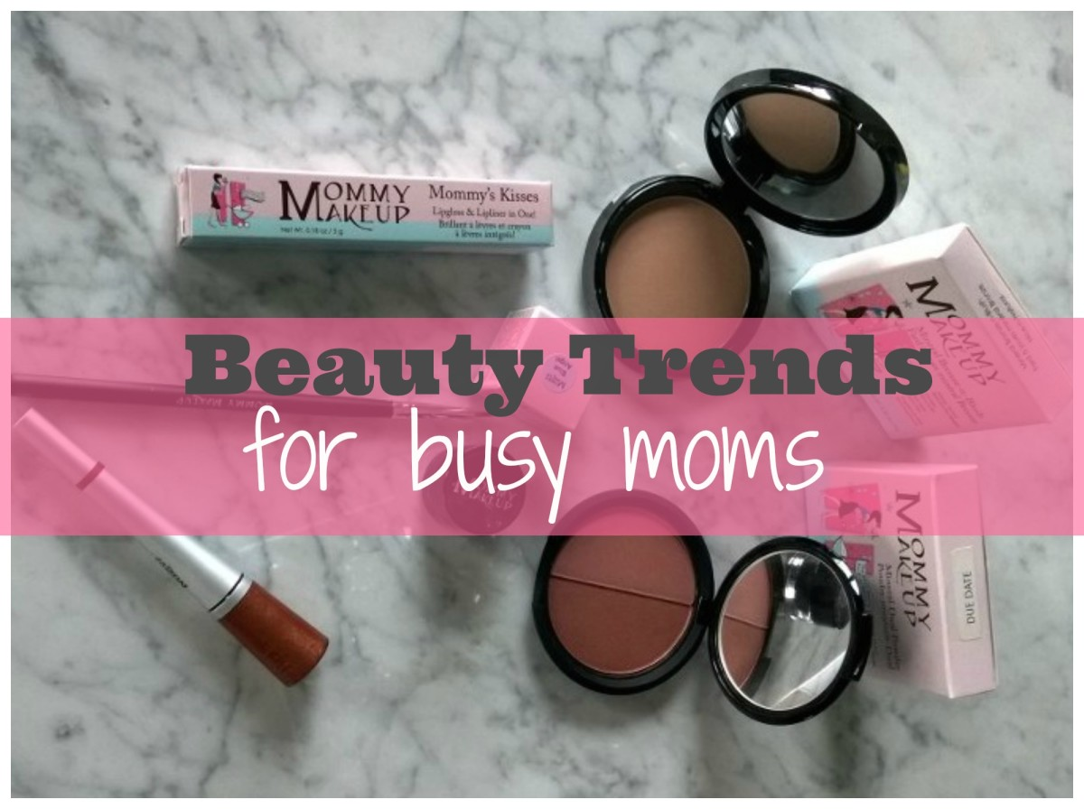 beauty trends for busy moms