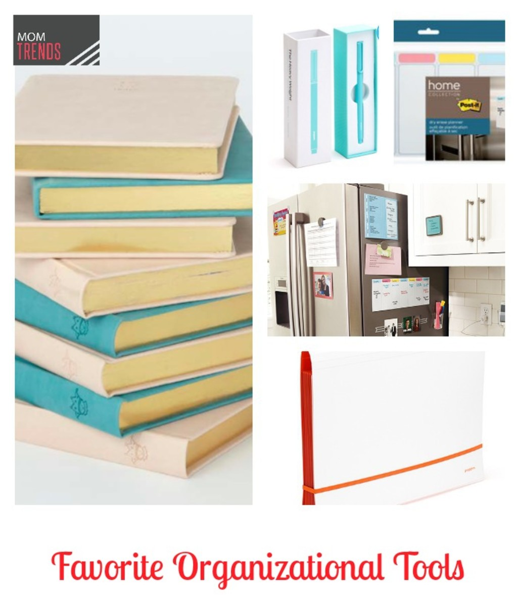 Favorite Organizational Tools