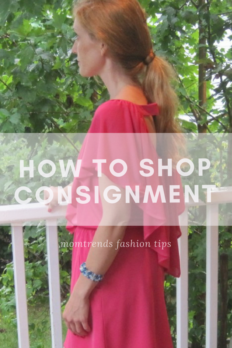 How to Shop Consignment