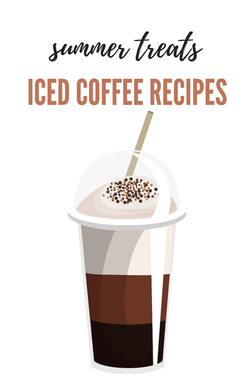 Recipes with Iced Coffee