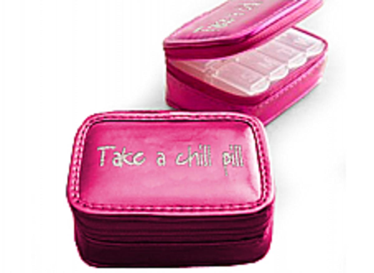 Miamica - pill box