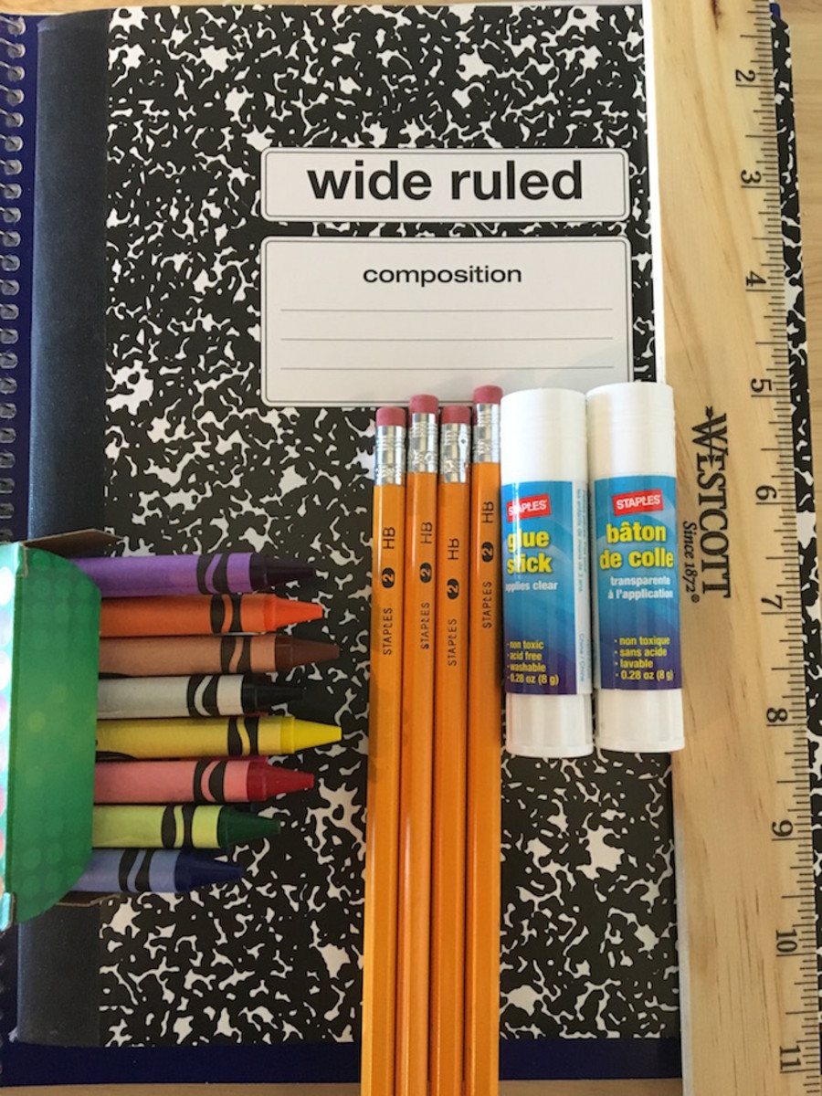 less list back to school staples