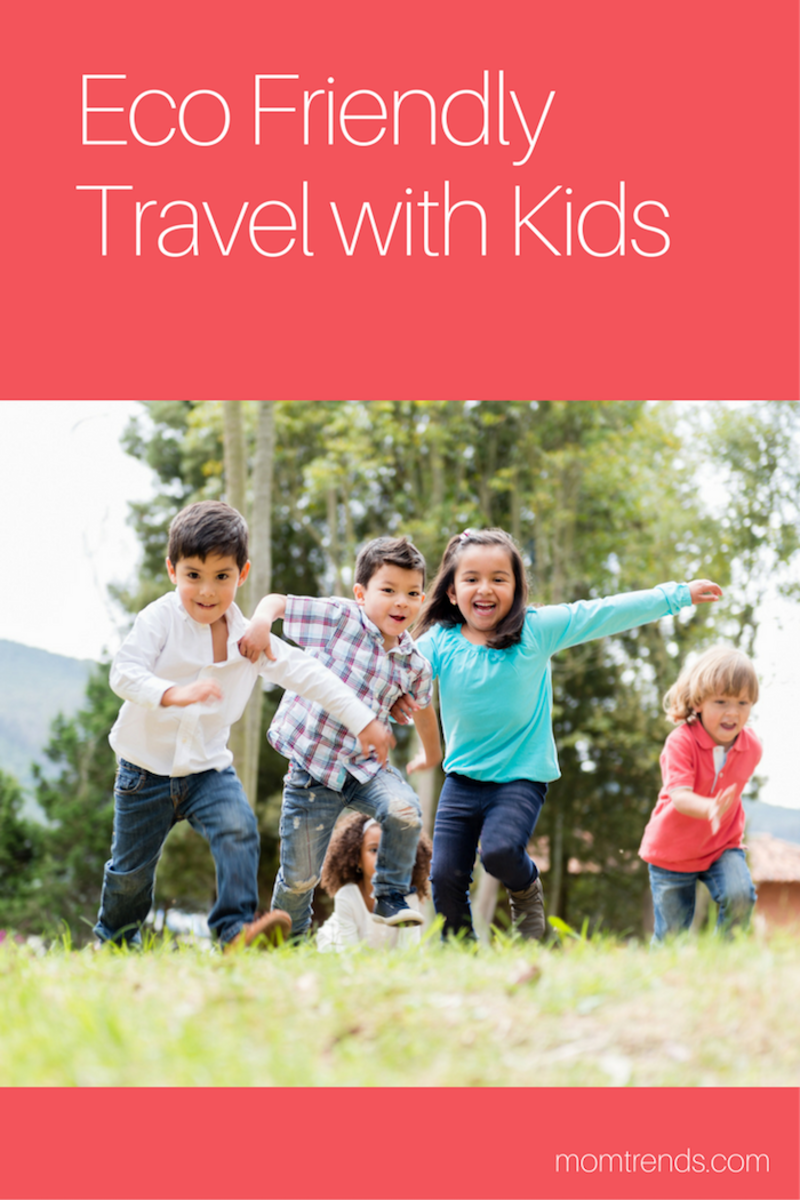 Eco Friendly Travel with Kids