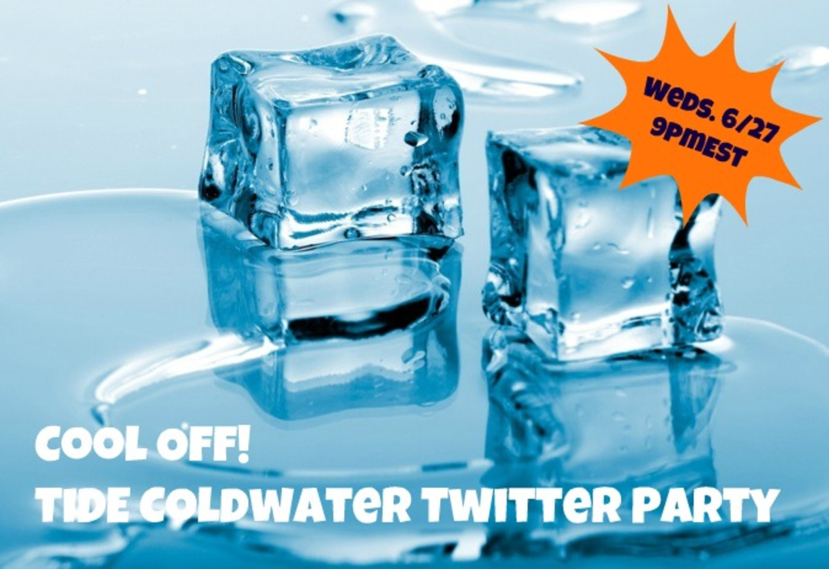 TIDE coldwater twitter party