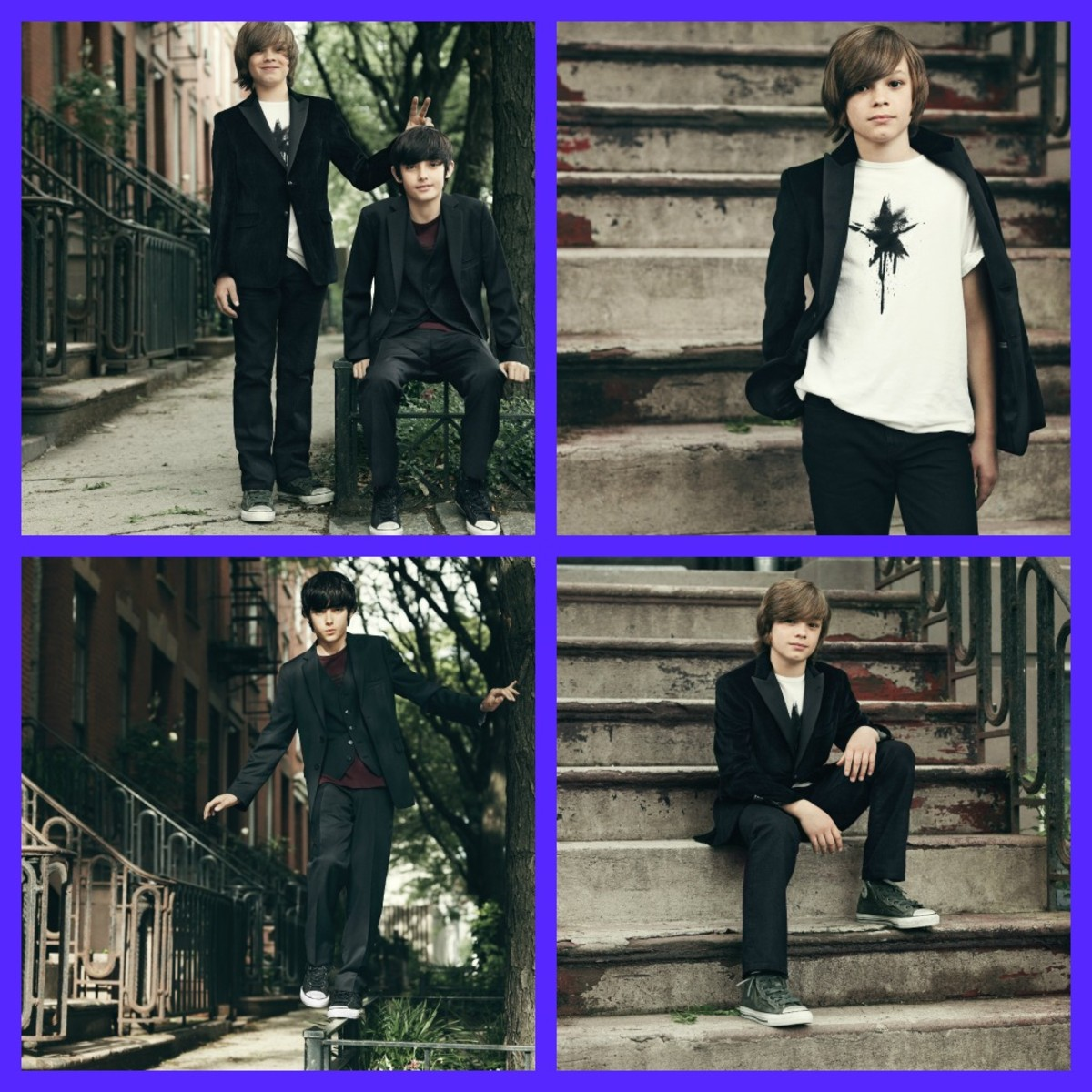 John Varvatos Boy collection