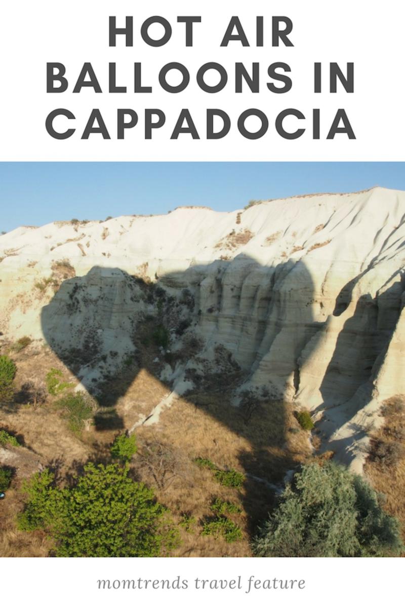 Hot Air Balloons in Cappadocia: #travel trends in Turkey