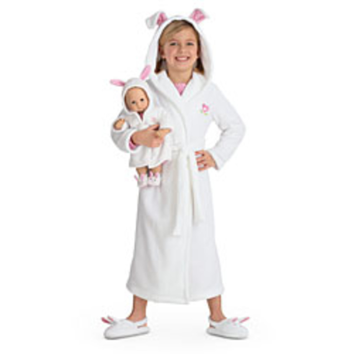 Bitty Bunny Robe Set from American Girl