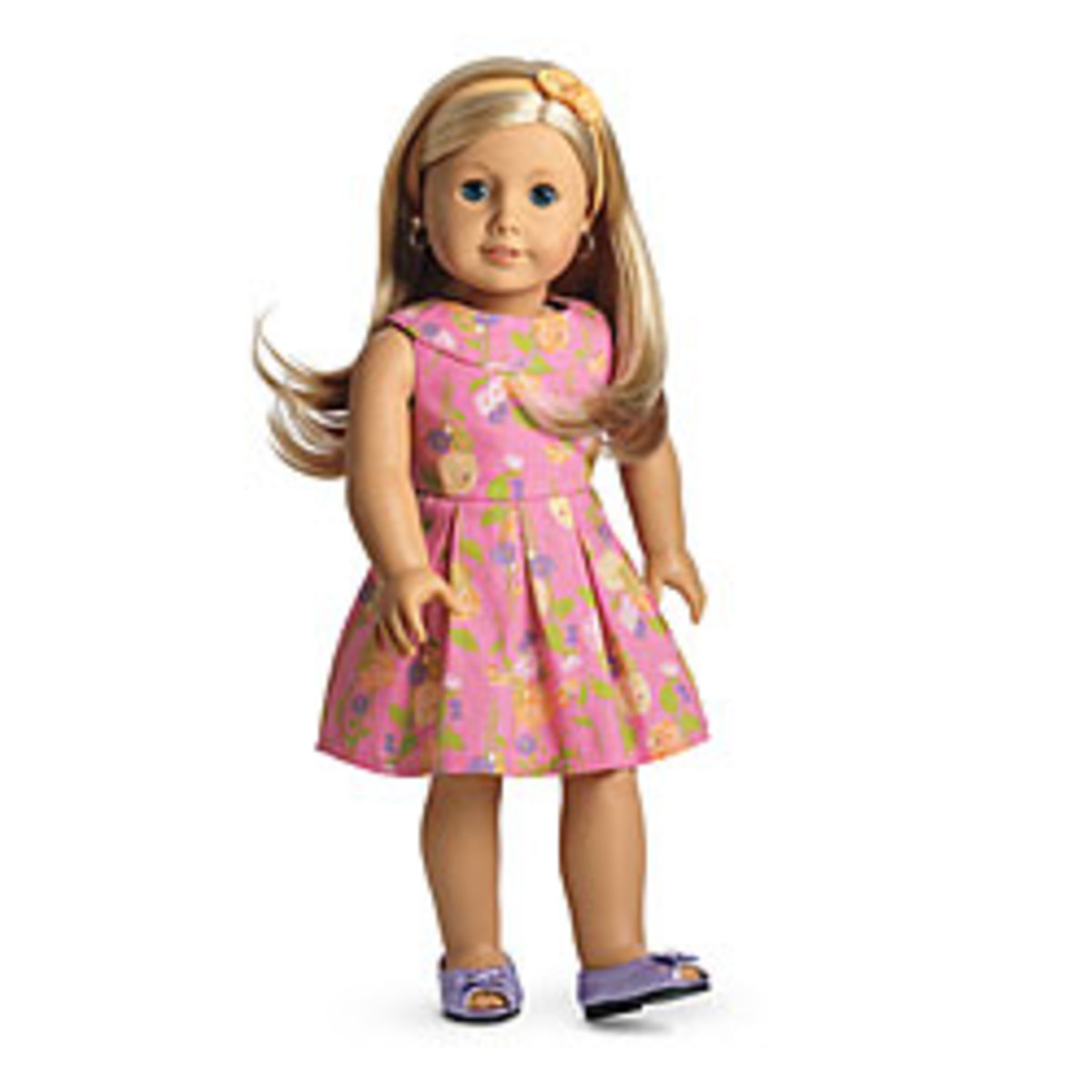 Matching Spring Clothes for a Girl and Her Doll - MomTrends 6b43473fb