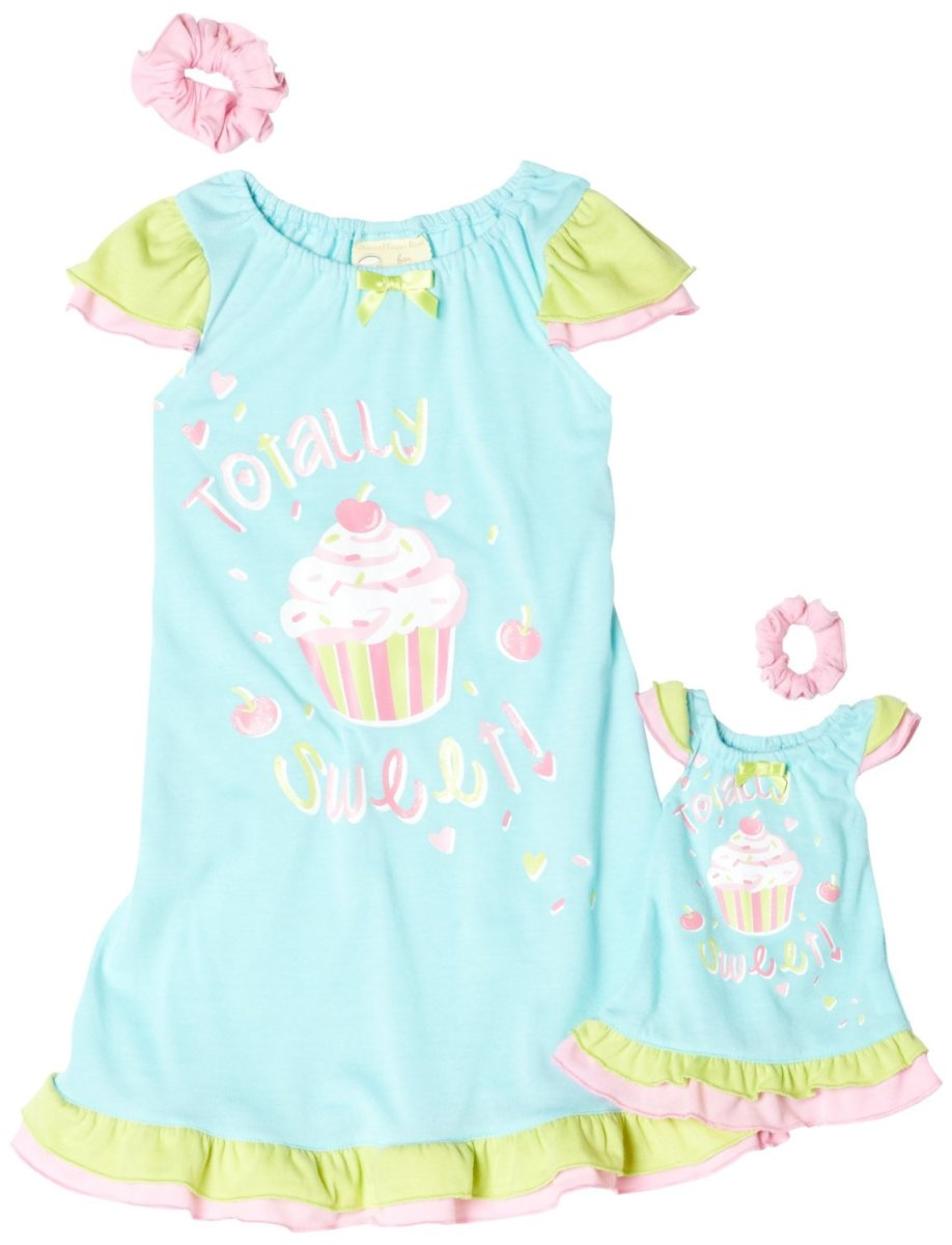 Dollie and Me matching nightgown set