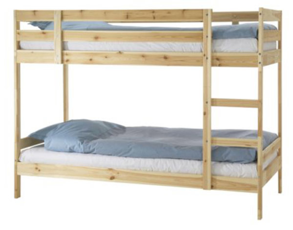 Young Americau0027s Mix Bunk Bed Is Available In Twenty One Colors. The Simple  Design And Outstanding Quality Make This Bunk Bed Ideal For Contemporary Or  ...