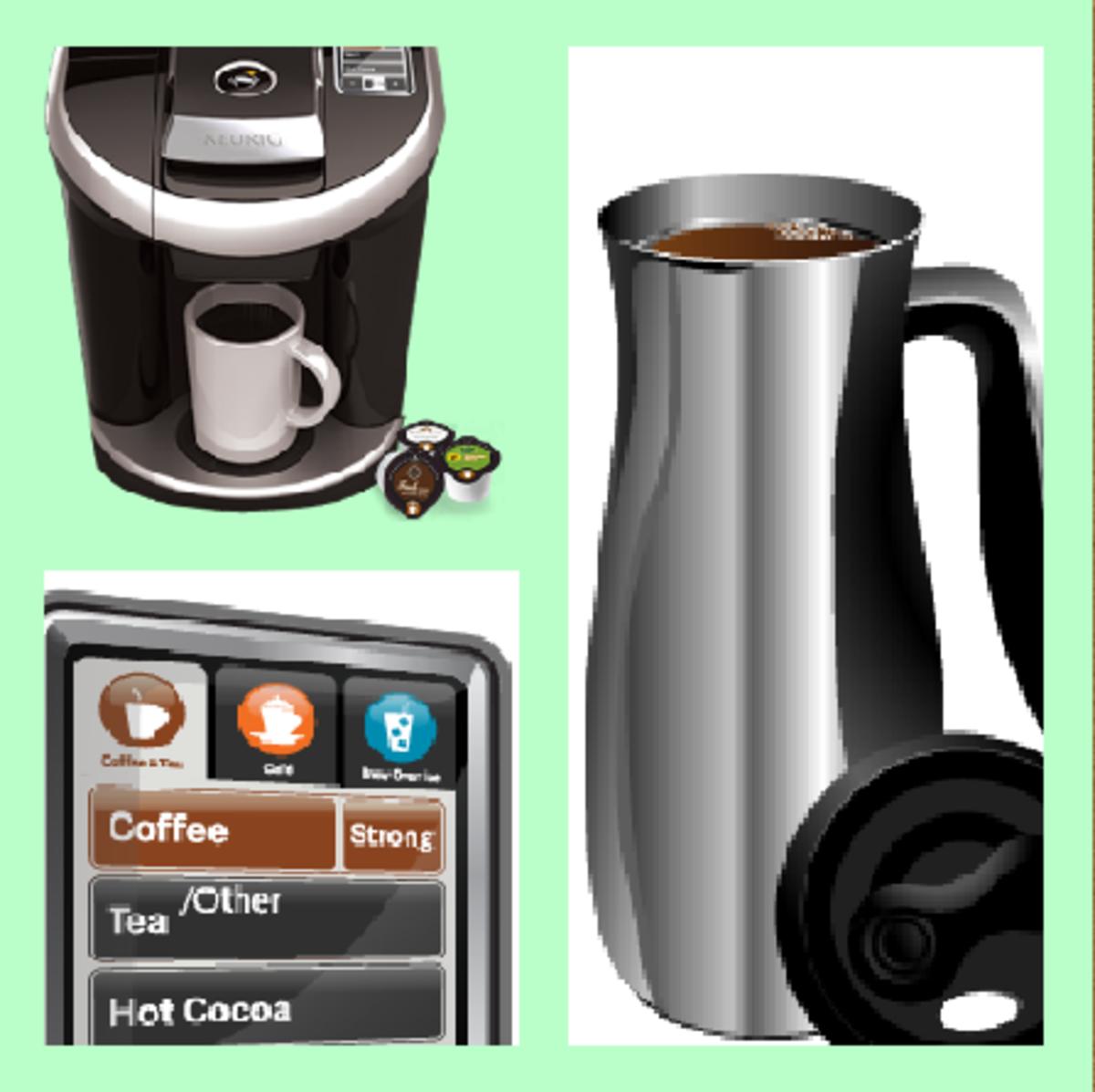 VUE-Coffee