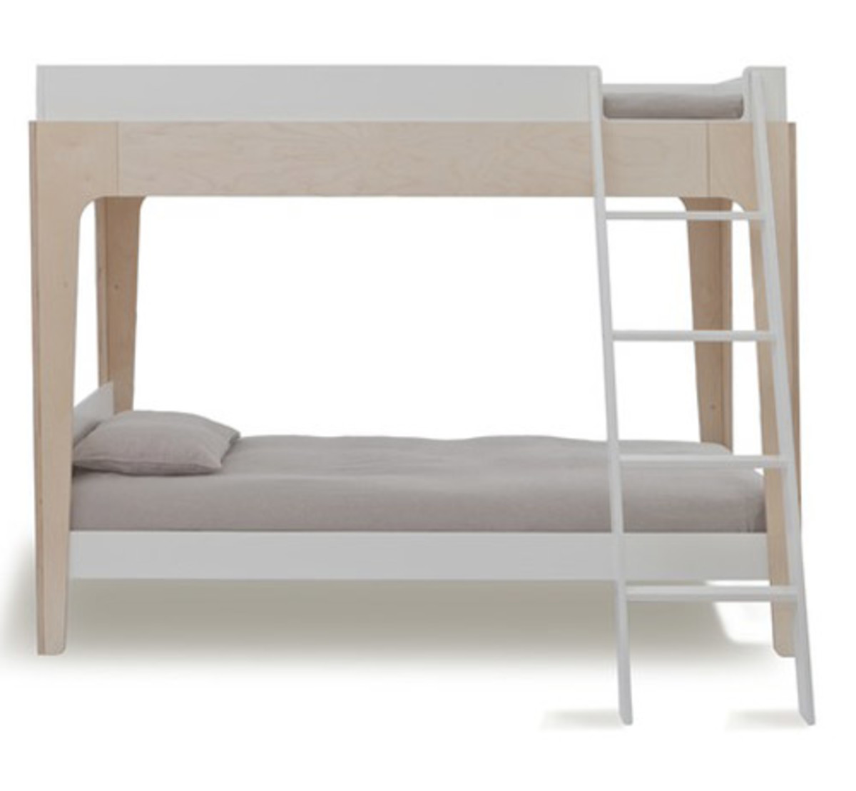 Oeuf-Perch-Bunk-Bed-in-Birch-and-White