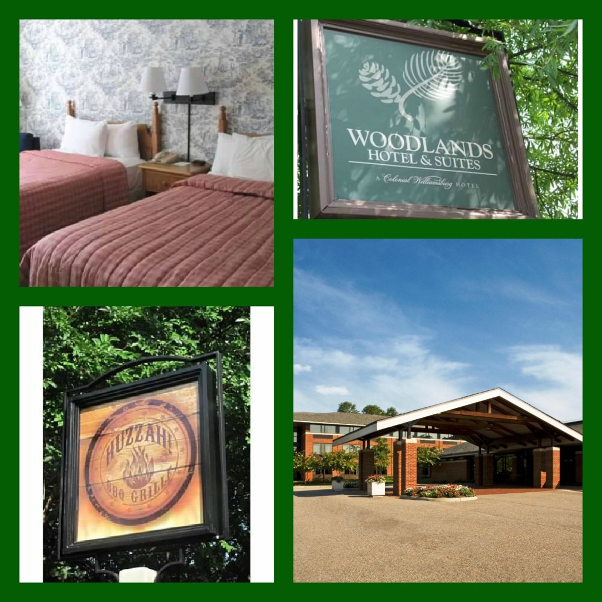 CW Woodlands Collage