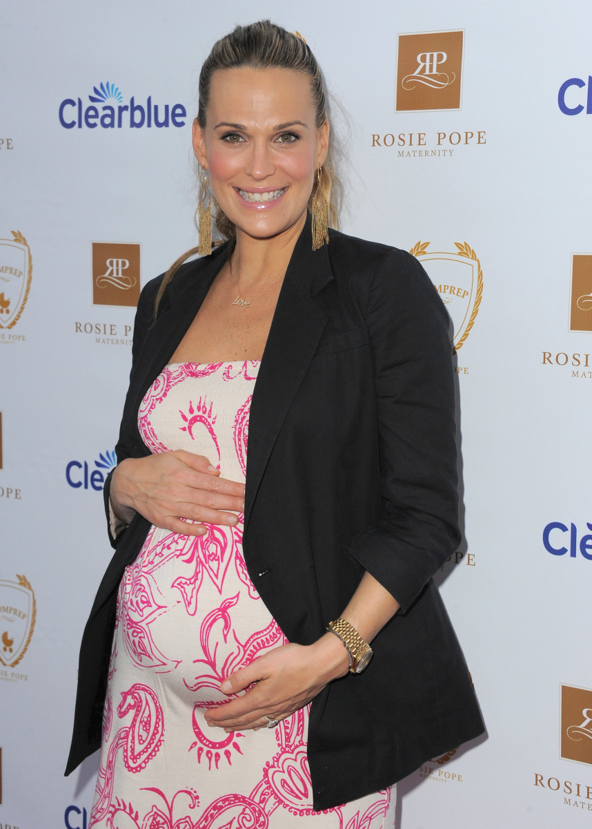 Rosie Pope Maternity Store Opening Event