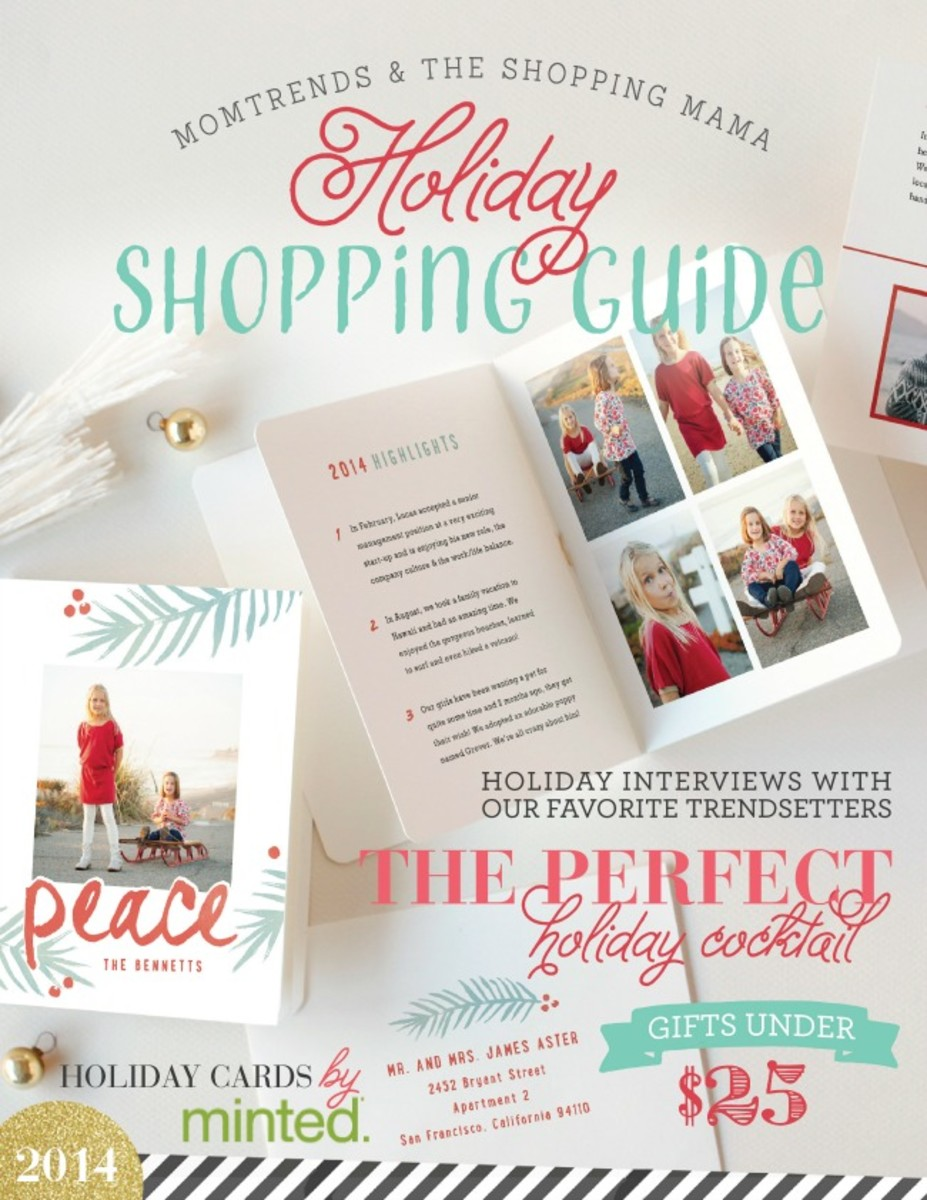 Momtrends & The Shopping Mama Holiday Shopping Guide