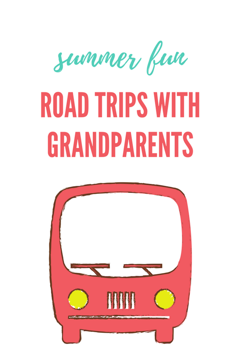 Travel the USA with Grandparents