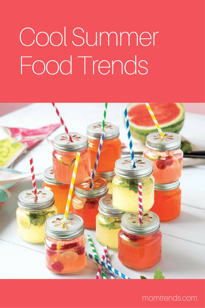 Cool Summer Food Trends