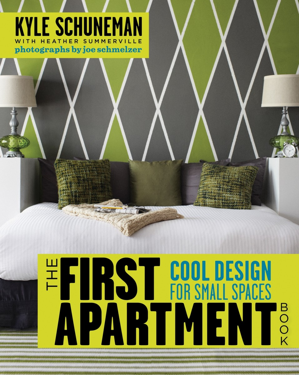 The First Apartment Book - FINAL Jacket