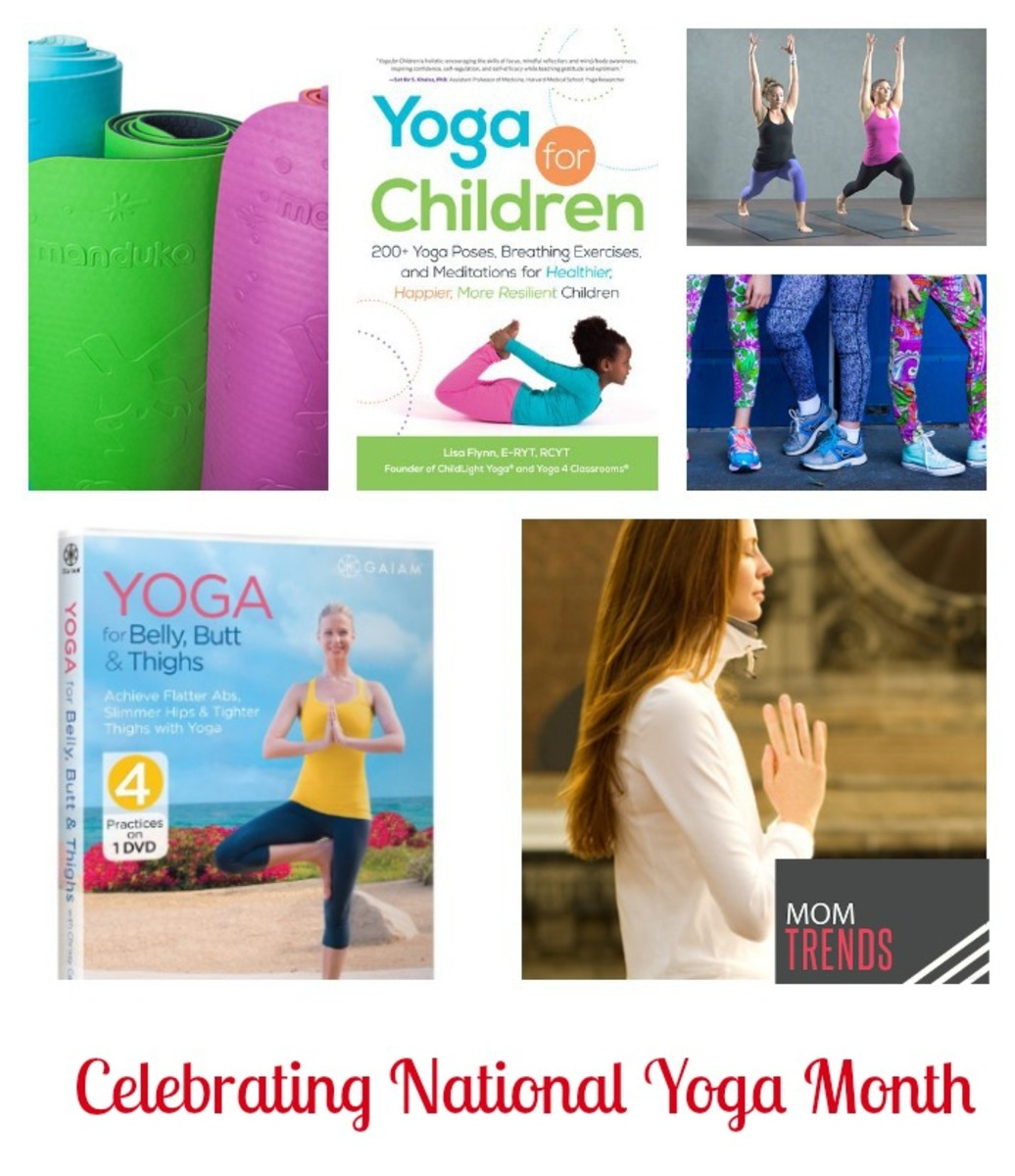 Celebrating National Yoga Month