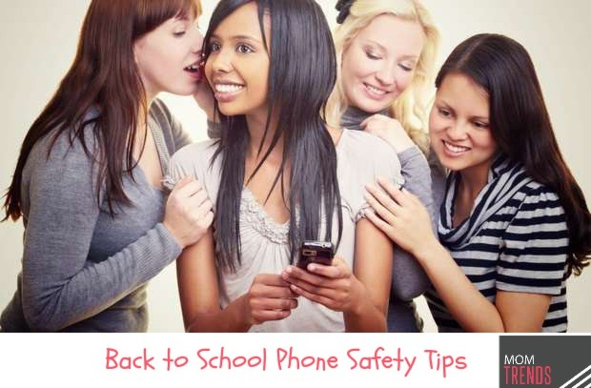 Back to School Phone Safety Tips