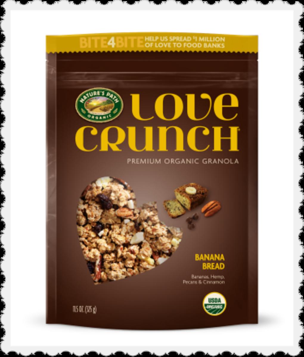 Love Crunch - Banana Bread