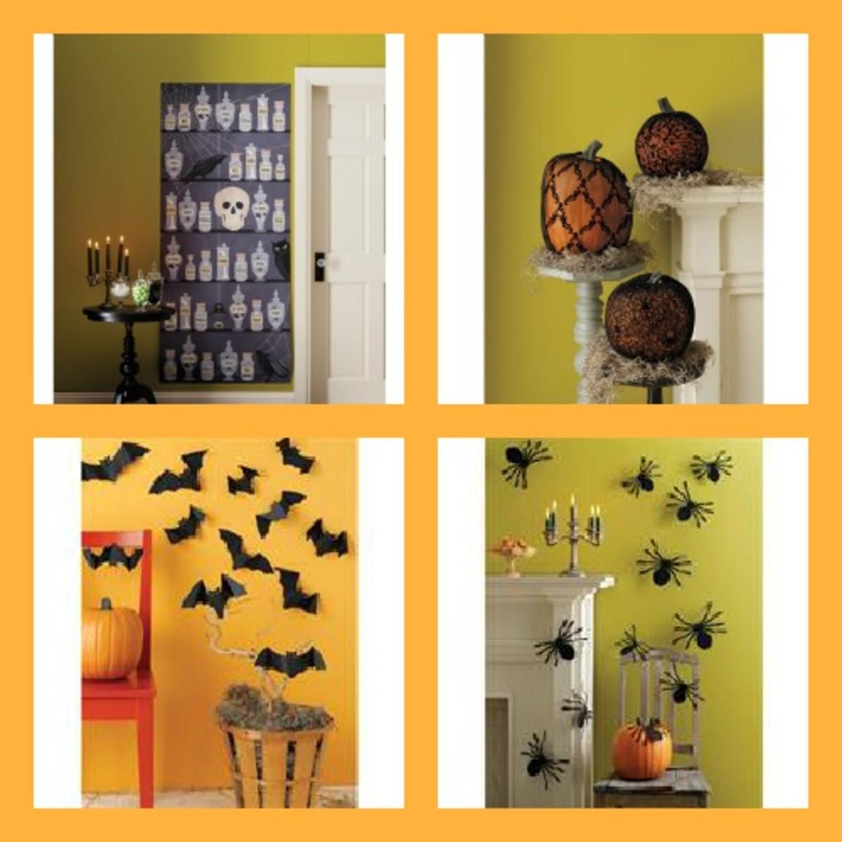 DIY Halloween Crafts With Martha Stewart Crafts