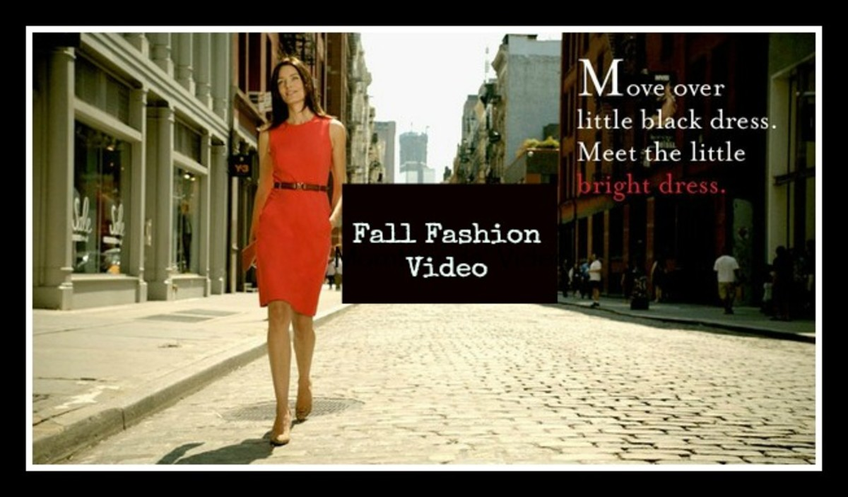 fall fashion video