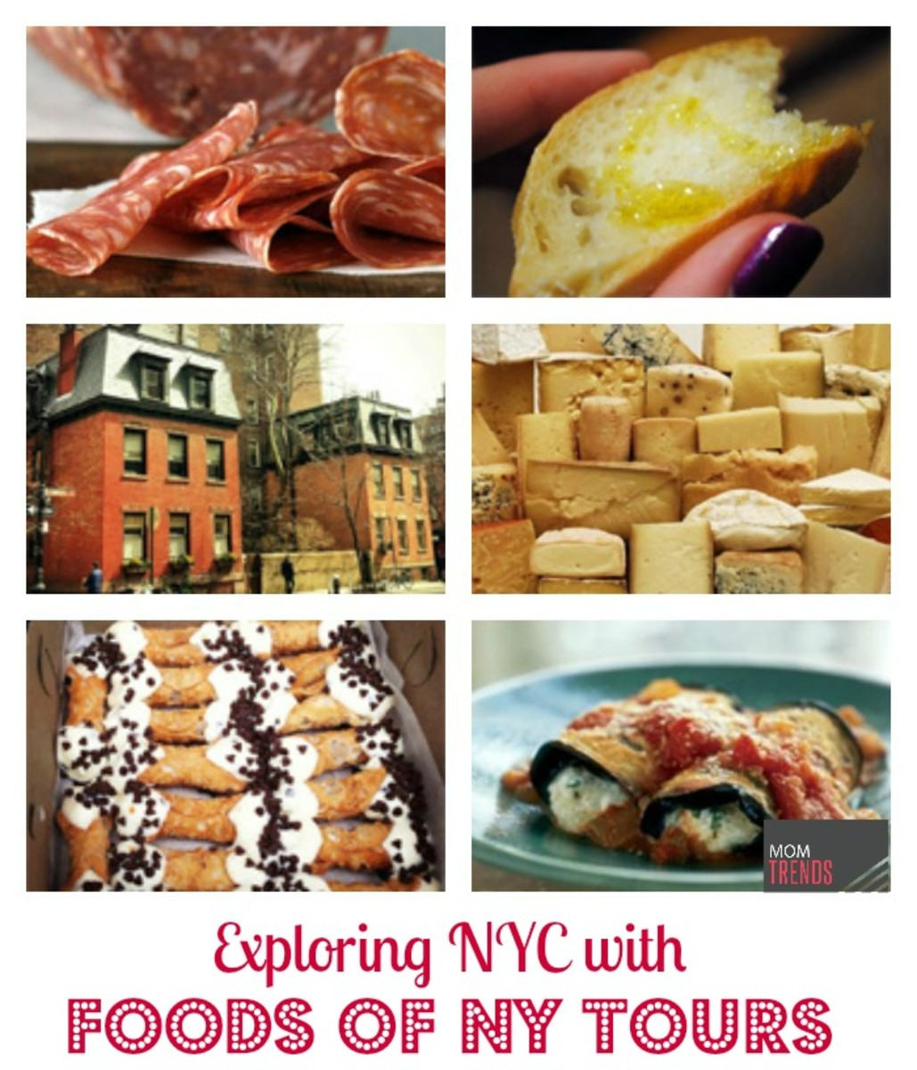 Exploring NYC with Foods Of NY Tours
