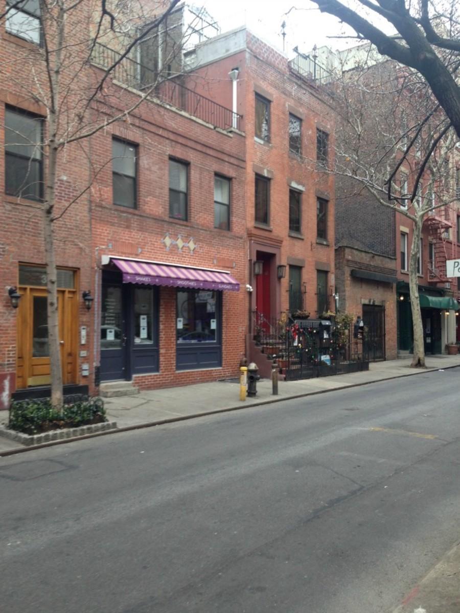 Food Tour NY 1