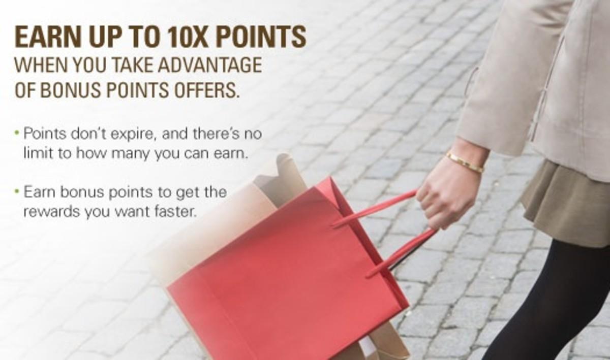 shopping amex 10x