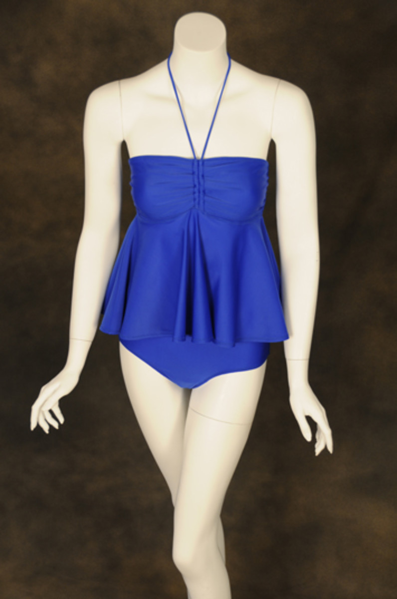 The Lucina Tankini by Larrivo