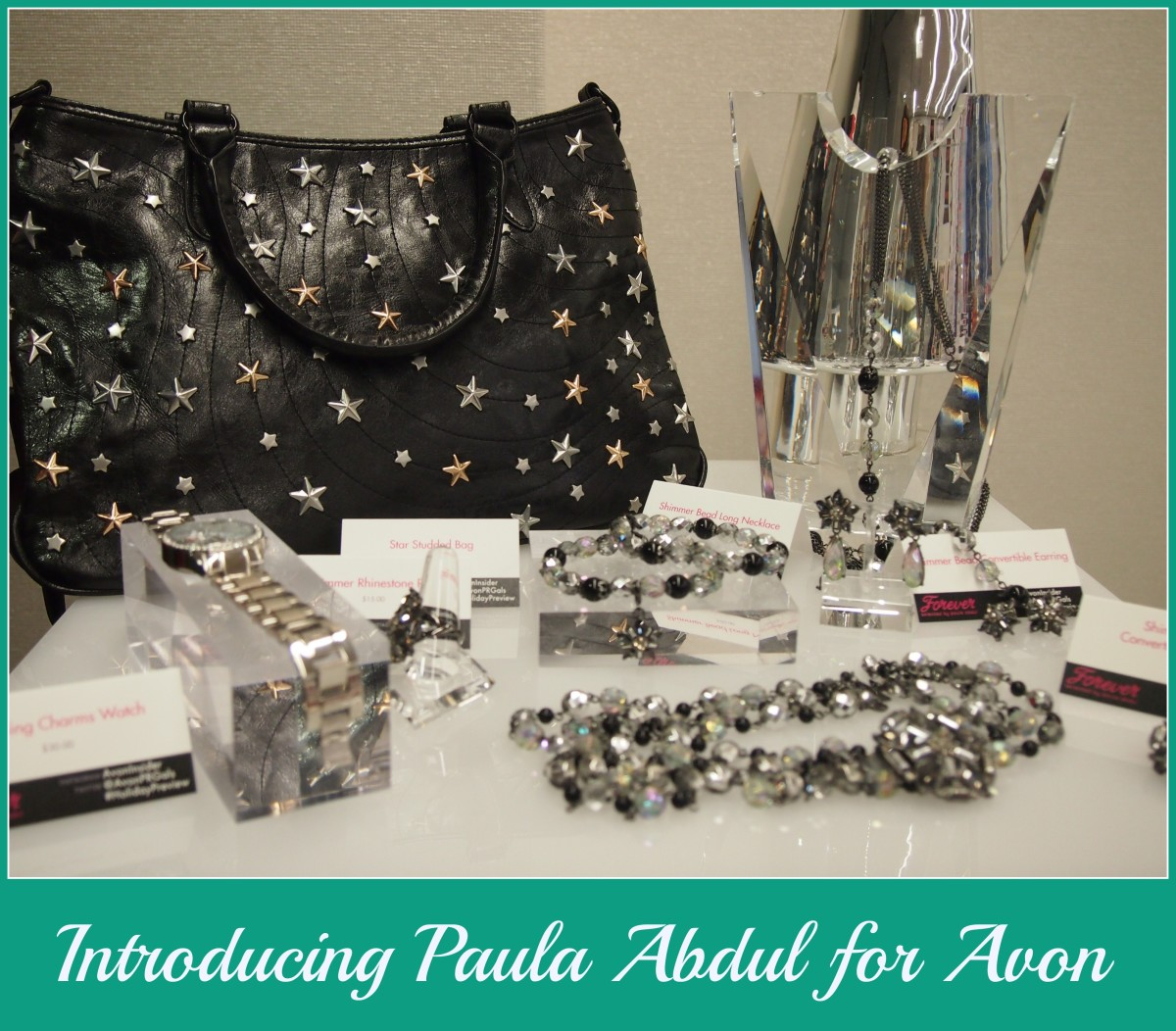 paula abdul for avon