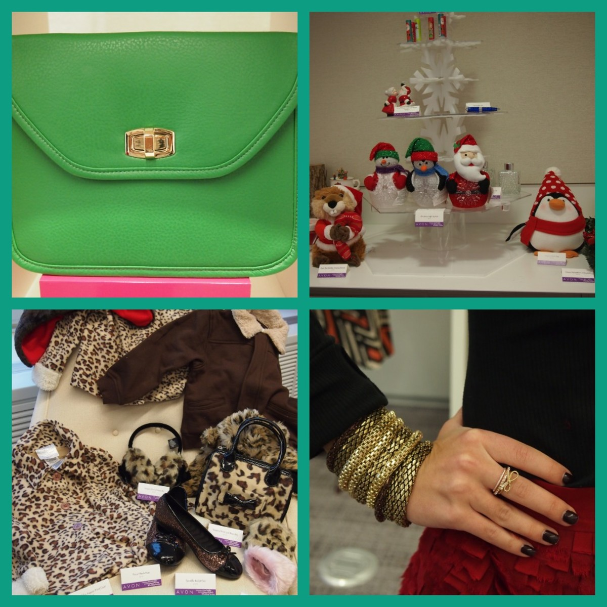 fashion gifts Collage