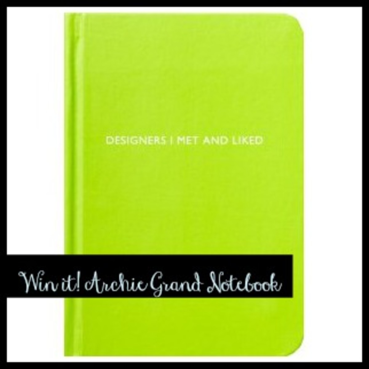archie grand notebook