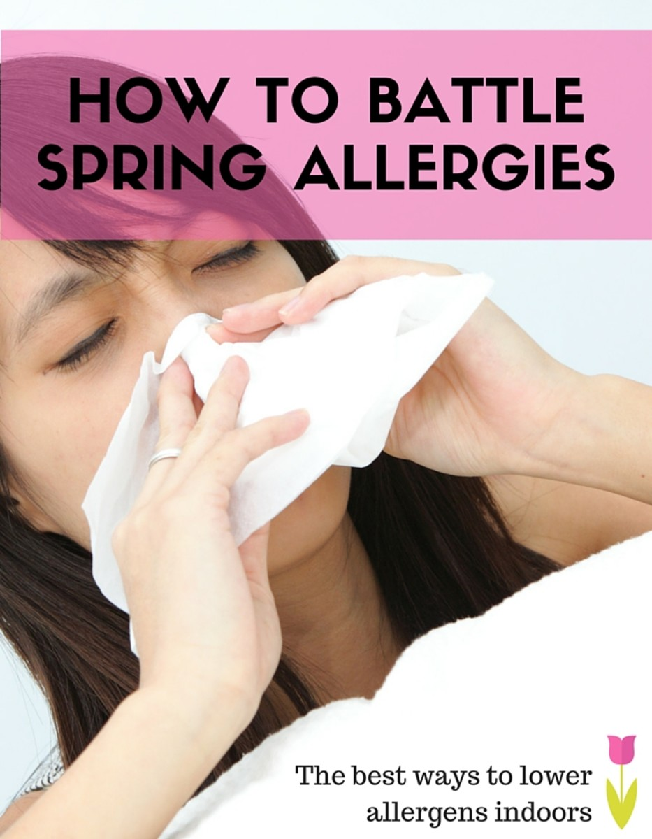 Reducing Indoor allergen