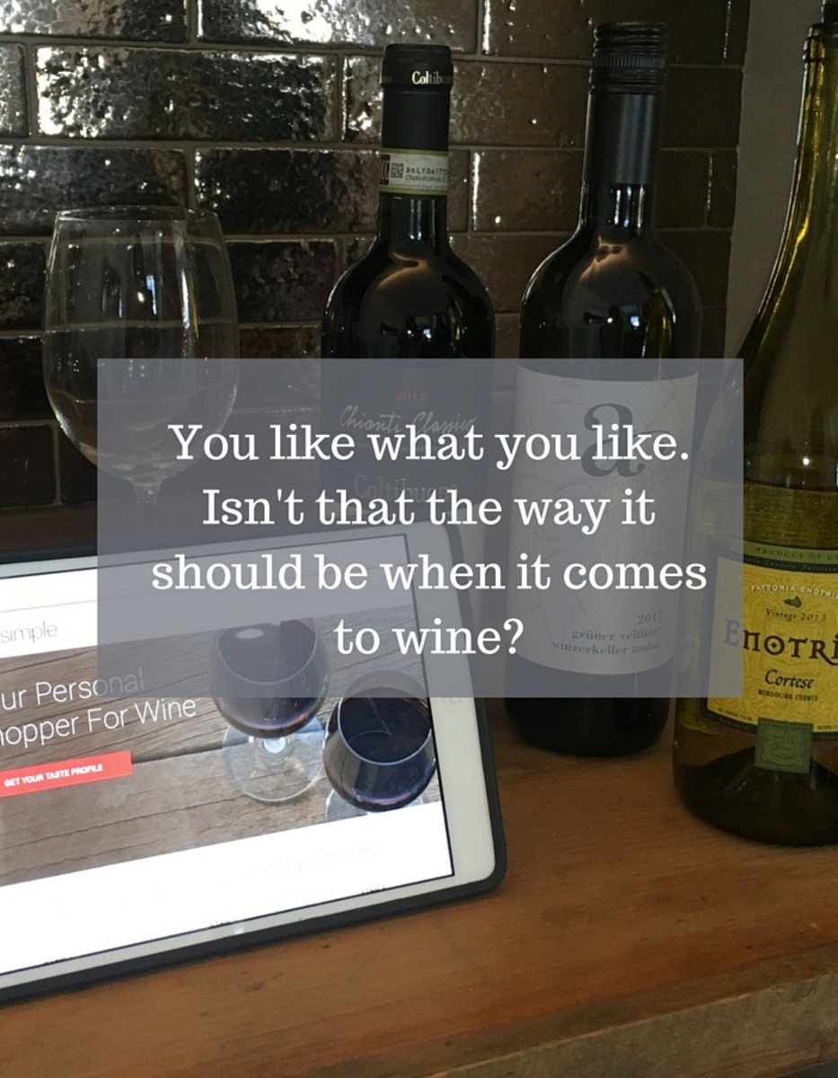 wine simple review