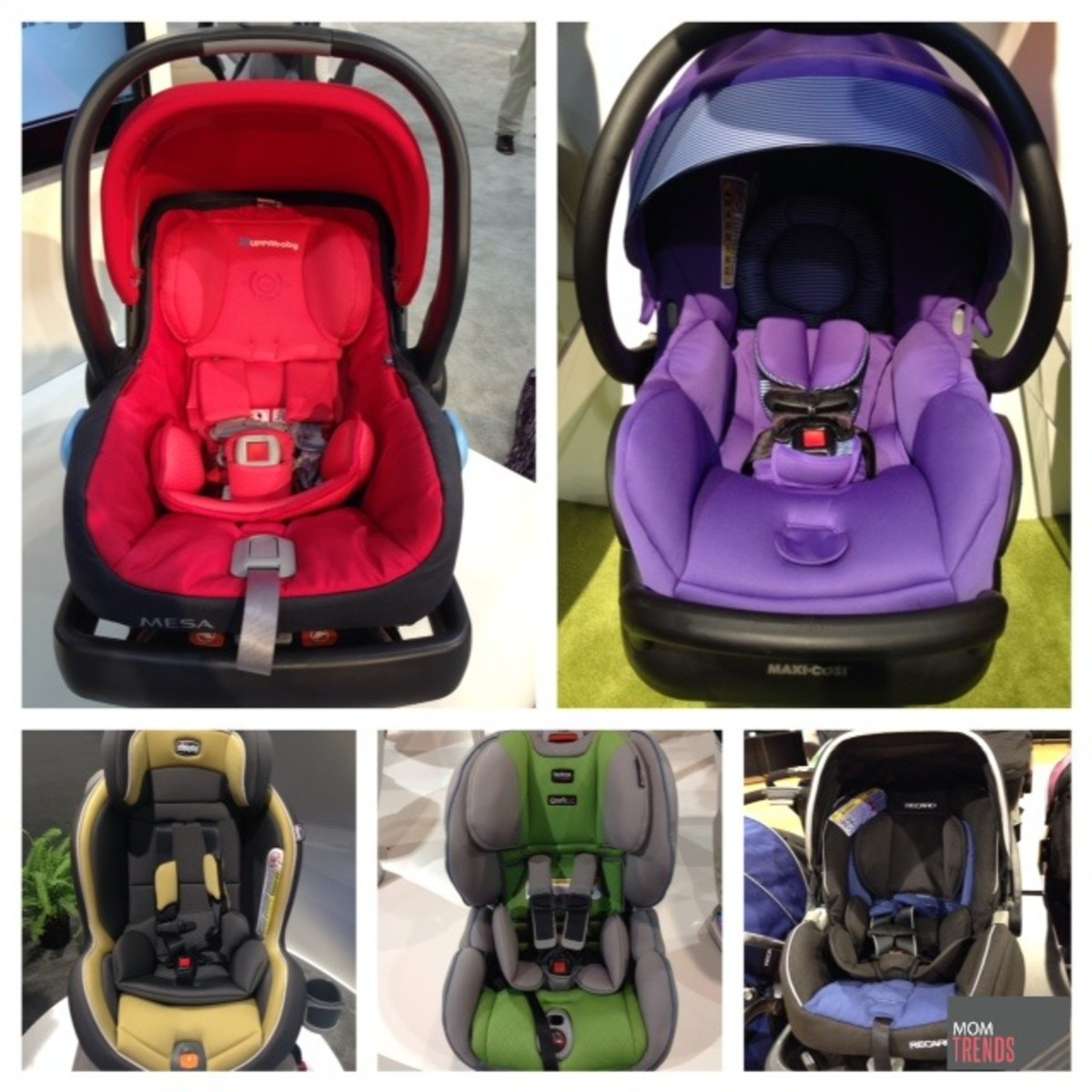 ABC Trends - solid car seats