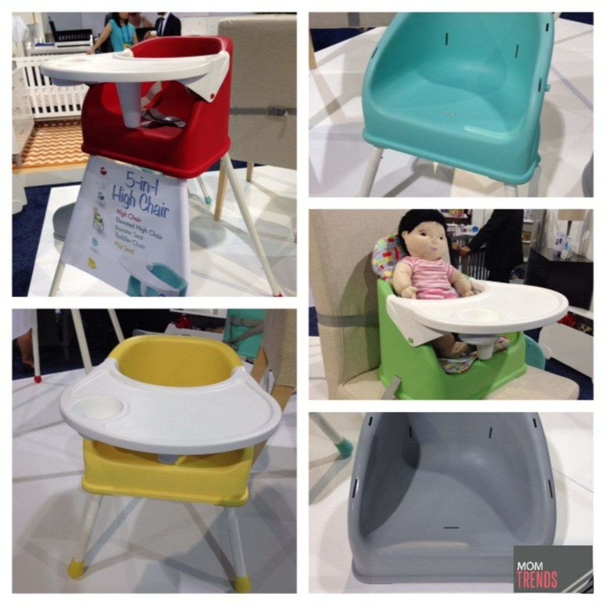 ABC Trends Convertible Gear High chairs