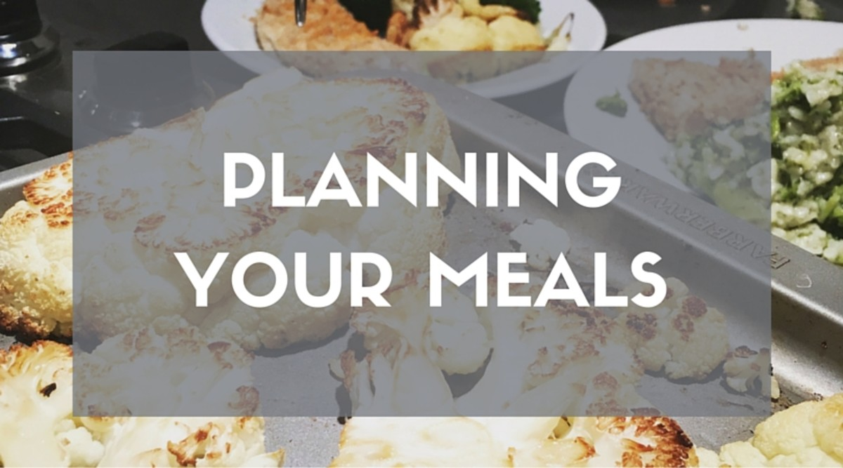 PLANNING YOUR MEALS