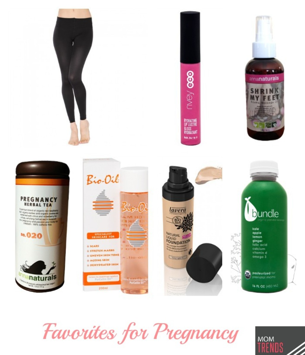 Pregnancy Staples and Trends