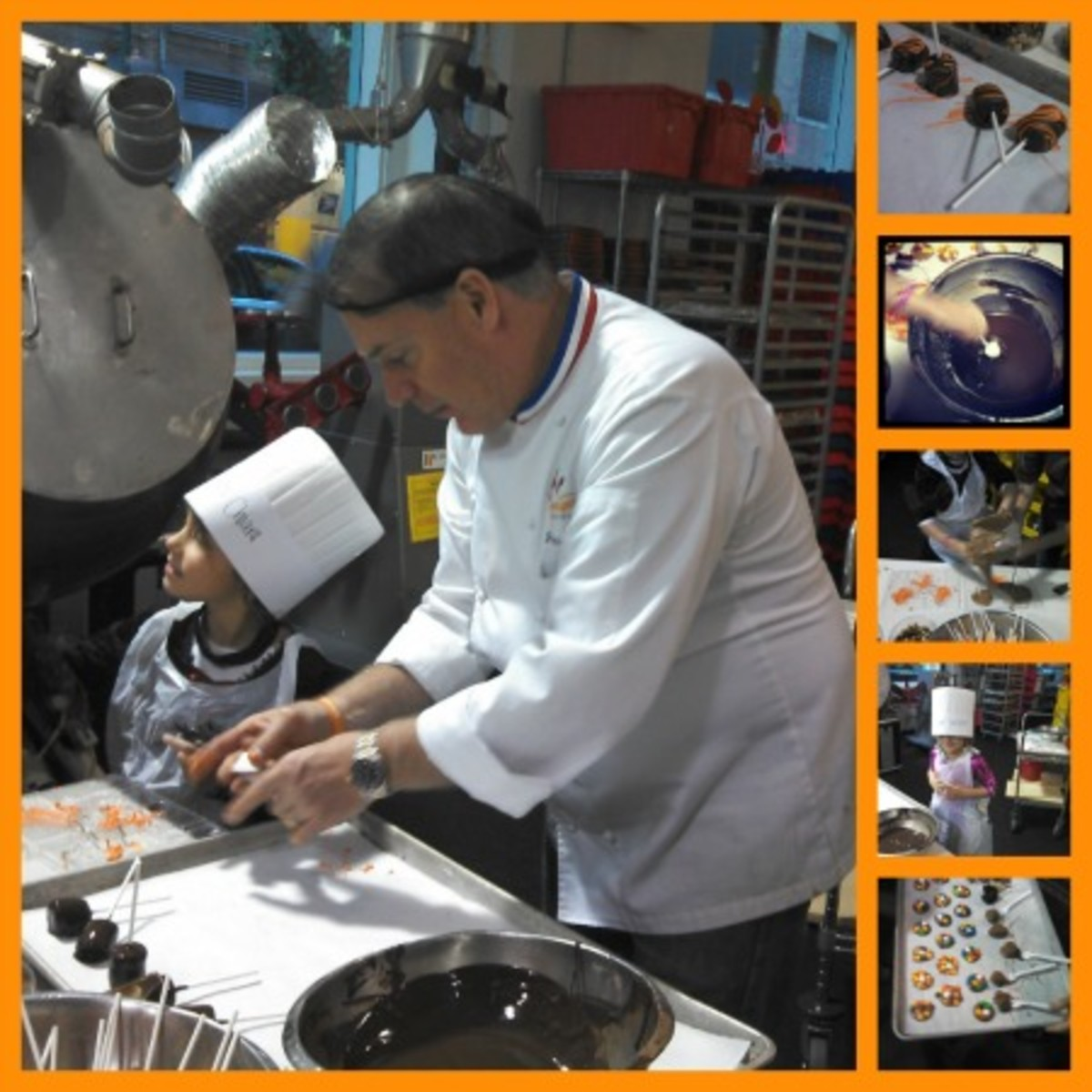 jacques torres Collage