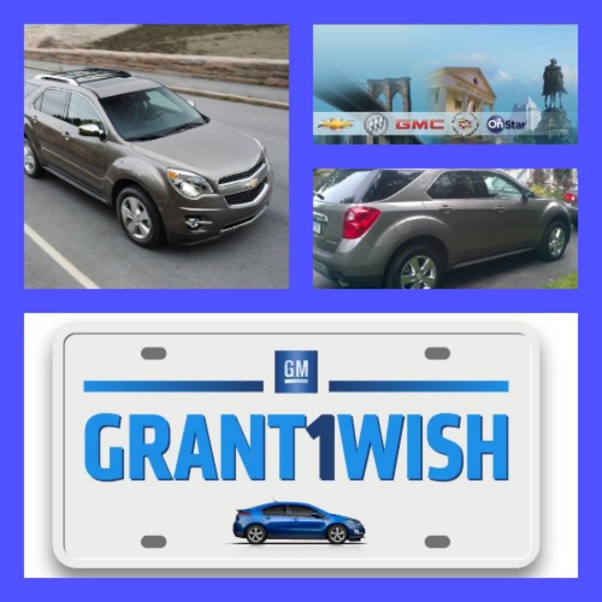 GrantOneWish