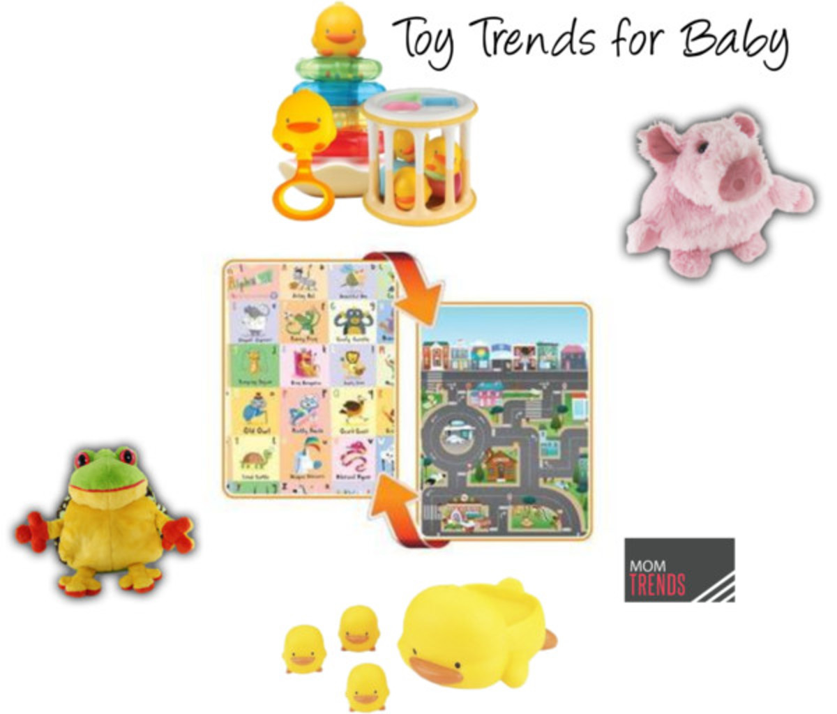trends baby toys