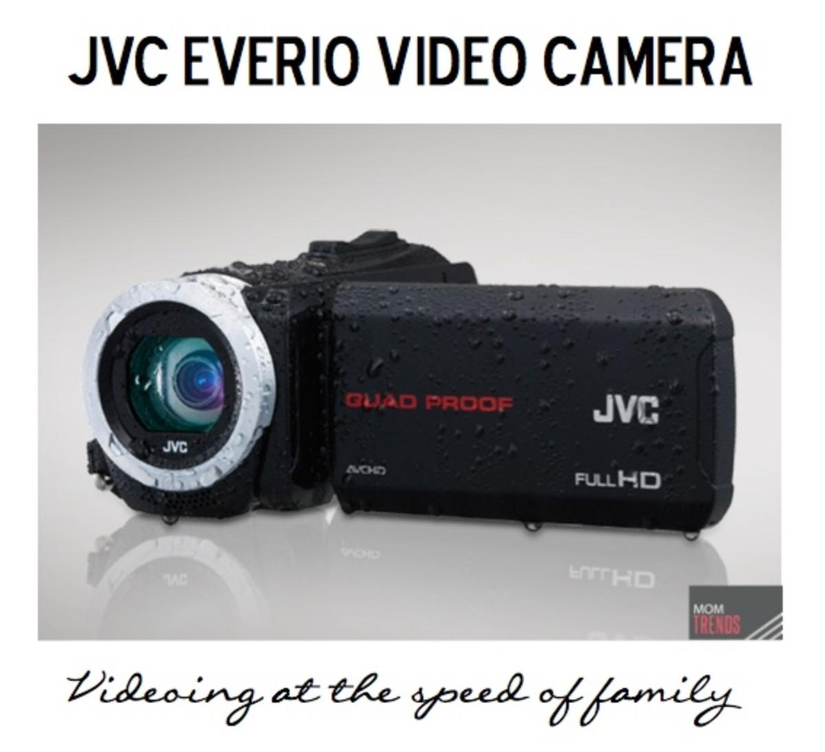 JVC Everio Video Camera